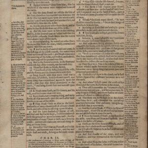 Geneva – 1601 – GENESIS 8:5-11:10