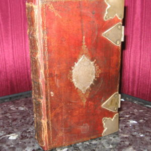 Book Common Prayer – 1758 – Book of Common Prayer