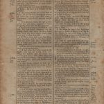 Isaiah Thomas (KJV) - 1791 - MATTHEW 1:1-3:9
