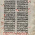 Biblia Sacra - 1480 - 1 THESSALONIANS 1:1-3:6 Title