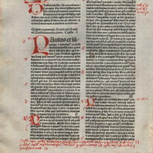 Biblia Sacra – 1480 – 1 THESSALONIANS 1-3 Title
