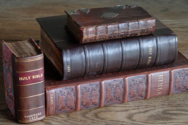Rare Bibles & Prayer Books