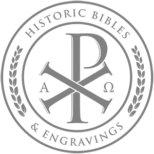 Historic Bibles & Engravings