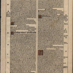 Biblia Sacra – 1522 – HEBREWS 1:1-6:8