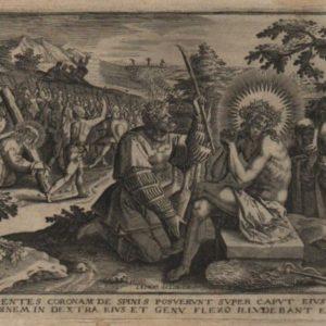 Christ Mocked – 1600 – Thomas de Leu