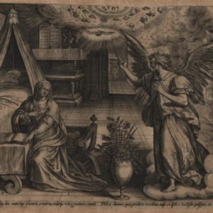 Annunciation to Mary – 1585