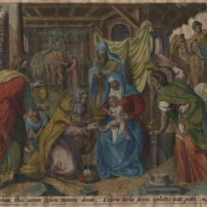 Adoration of the Magi – 1585