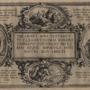 Thesaurus Novi Testamenti – 1585