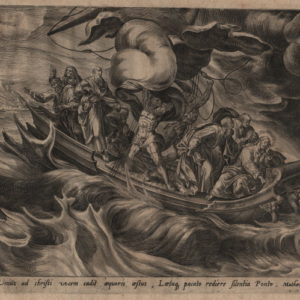 Miracle of Christ on the Sea – 1585