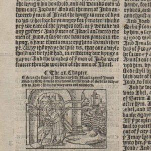 Great Byble – 1540 – 2 Samuel 19-21