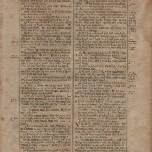 King James (Thomas) – 1791 – JOHN 9:11-11:1