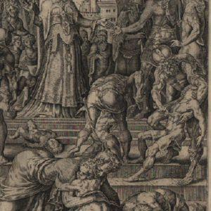 Joash & Queen Athaliah – 1567