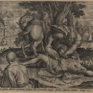 The Good Samaritan – 1585