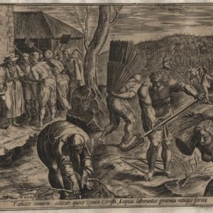 Workers in the Vineyard – 1585