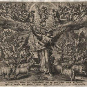 The Mercies of Christ – 1580, 1585 – Set of 8 plates