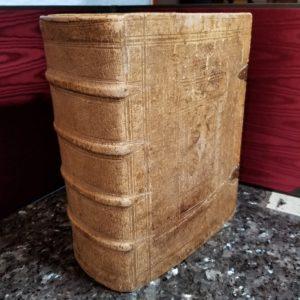 Mainz Bible – 1661/1662