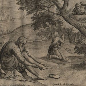 God Appears to Moses – 1585