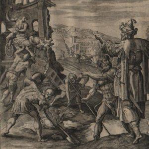 Hezekiah Destroys Idols – 1585