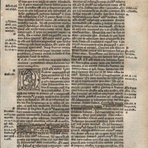 Biblia Sacra – 1514 – 1 CORINTHIANS 14-16