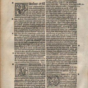 Biblia Sacra – 1514 – 1 THESSALONIANS 1-2