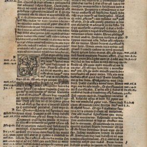 Biblia Sacra – 1514 – JOHN 12-13