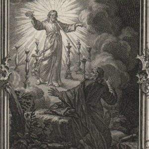 Revelation to St. John – 1758 – P. A. Killian