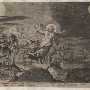 Creation! Sun, Moon, Stars – 1584