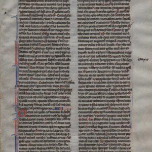 Biblia Sacra – 1250 – EXODUS 31-33