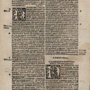 Biblia Sacra – 1519 – ISAIAH 64-66