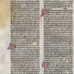 Biblia Sacra – 1479 – ISAIAH 58-63