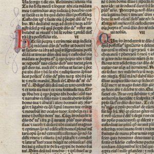 Biblia Sacra – 1479 – DEUTERONOMY 4-7