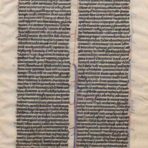 Biblia Sacra – 1250 – LEVITICUS 16-18