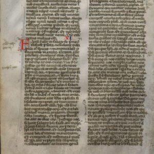 Biblia Sacra – 1275 – LUKE 4-6