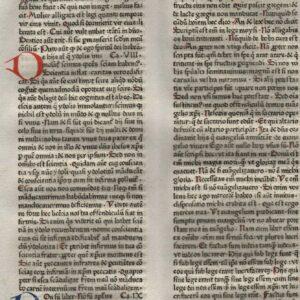 Biblia Sacra – 1475 – 1 CORINTHIANS 7-11