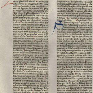 Biblia Sacra – 1475 – ISAIAH 58-61