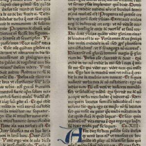 Biblia Sacra – 1475 – JOHN 11-13