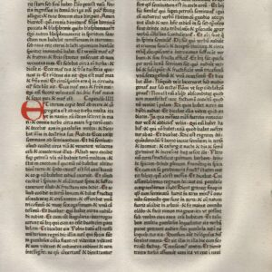 Biblia Sacra – 1475 – MARK 3-5