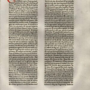 Biblia Sacra – 1475 – MARK 5-7