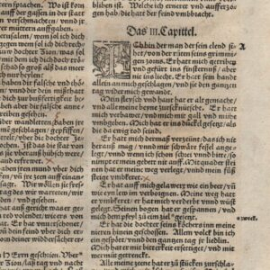 Dietenberger – 1534 – JEREMIAH 2 – 4