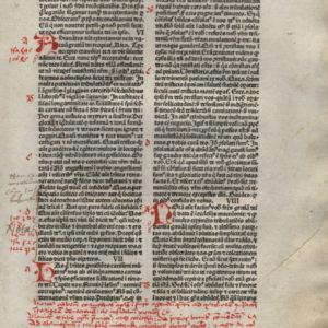 Biblia Sacra – 1480 – 2 CORINTHIANS 5:17-10:14