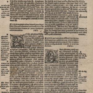Biblia Sacra – 1519 – GENESIS 9:22-12:15