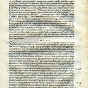 Biblia Sacra – 1542 – EXODUS 21:35-23:33