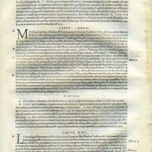 Biblia Sacra – 1542 – EXODUS 24:1-26:2