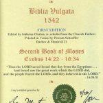 Biblia Sacra - 1542 - EXODUS 14:22-16:34