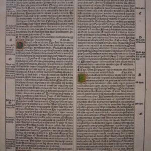 Biblia Sacra – 1522 – GENESIS 9:5-14:15