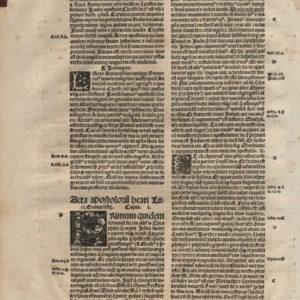 Biblia Sacra – 1523 – ACTS 1:1-2:17