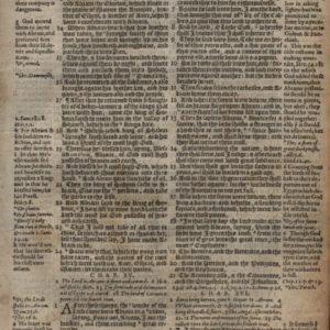 Geneva – 1581 – GENESIS 14:10-17:23