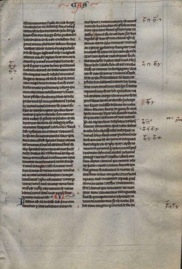 Biblia Sacra - 1250 - LUKE 5:23-7:4