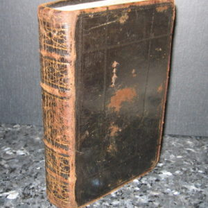 Common Prayer + NT – 1662 – BOOK OF COMMON PRAYER + NEW TESTAMENT + THE WHOLE BOOK OF PSALMS