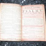 Common Prayer + NT - 1662 - BOOK OF COMMON PRAYER + NEW TESTAMENT + THE WHOLE BOOK OF PSALMS
